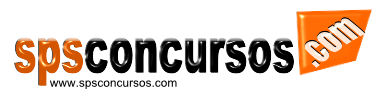 logotipo spsConcursos.com